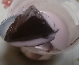絹ごしルビーチョコプリン04