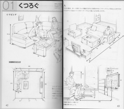 キャラとモノの基本スケール図鑑 (3)