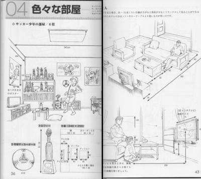 キャラとモノの基本スケール図鑑 (5)