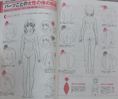 かわいい女の子キャラの描き方 (3)