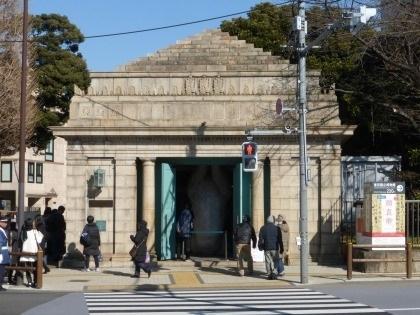 博物館動物園駅跡06