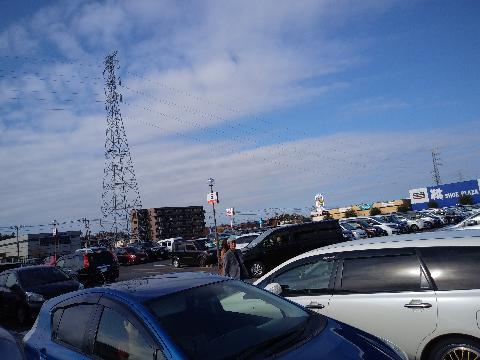 下野市 駐車場