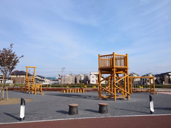 下野市仁良川公園