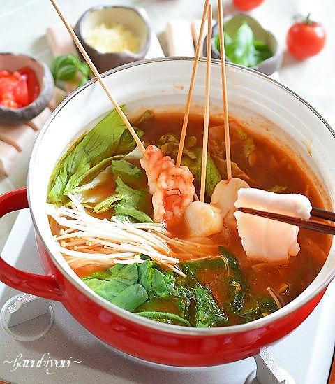 トマト鍋6