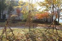 秋の工作準備1