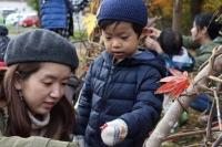 秋の工作イベント飾り22