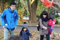 秋の工作イベント遊び24