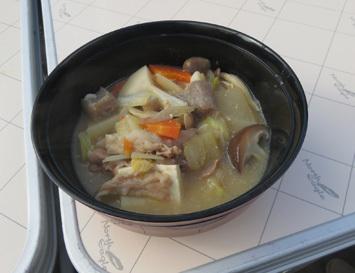 仙台芋煮4