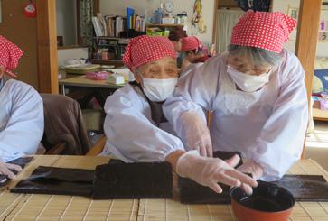 巻き寿司7