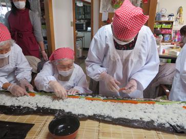 巻き寿司9