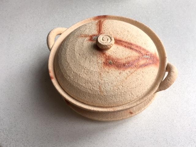 へちもんの土鍋で、あったか鍋料理を♪