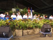 ピースボート ヒバクシャ地球一周 証言の航海-港でのイベント