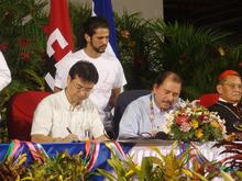 ピースボート ヒバクシャ地球一周 証言の航海-平和宣言に署名