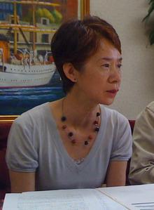 ピースボートのおりづるプロジェクト-阪口博子さん