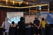 ピースボートのおりづるプロジェクト-プロジェクト展示
