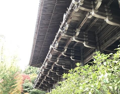 20181113丸亀市文化財保護協会 2摩尼殿