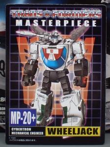トランスフォーマー マスターピース MP-20_ ホイルジャック (6)