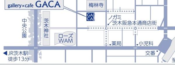 GACA地図