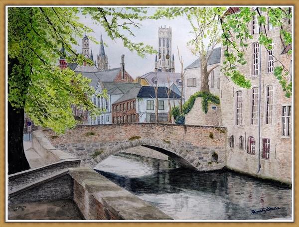 ブルージュー1(ベルギー)