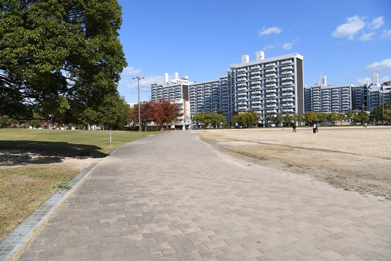 広島中央公園 基町
