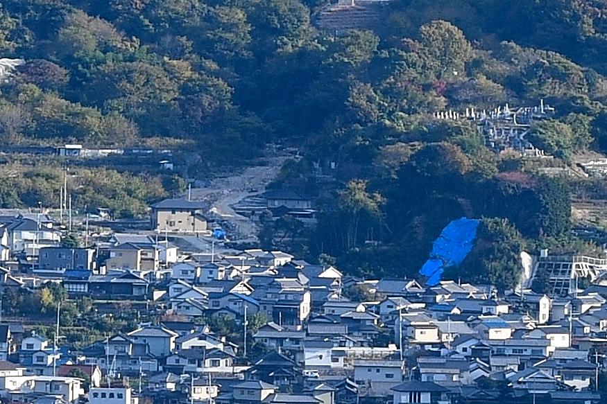 坂町方面画像