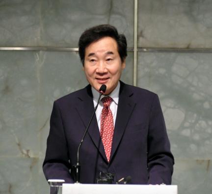 韓国 李首相