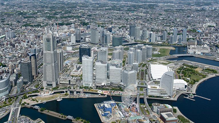 横浜市 高層ビル