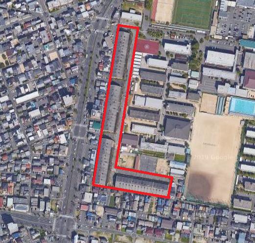 広島市南区 被爆被服建物