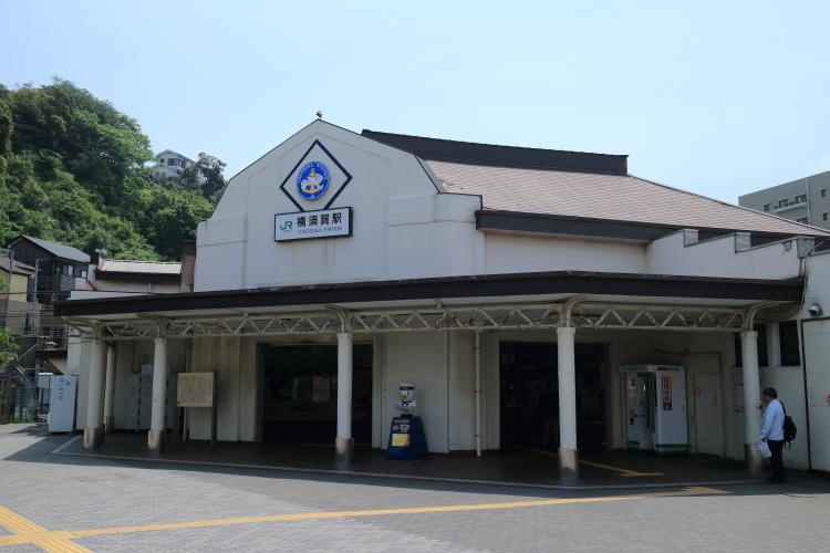 JR横須賀駅-SSS
