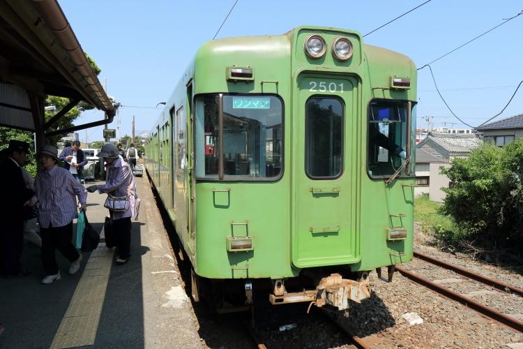 銚子電鉄1-SSS