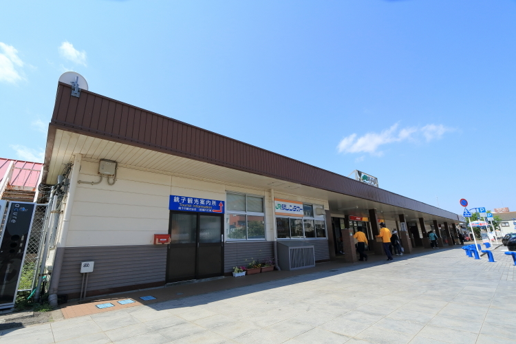 銚子駅-SSS
