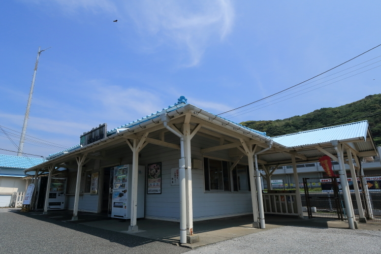 浜金谷駅-SSSS