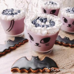 ゼリー(紫芋ミルク)01
