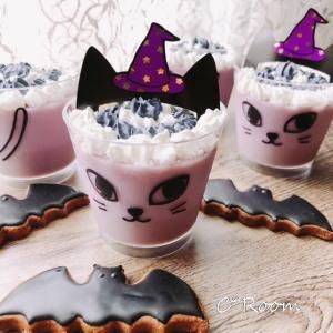 ゼリー(紫芋ミルク)03