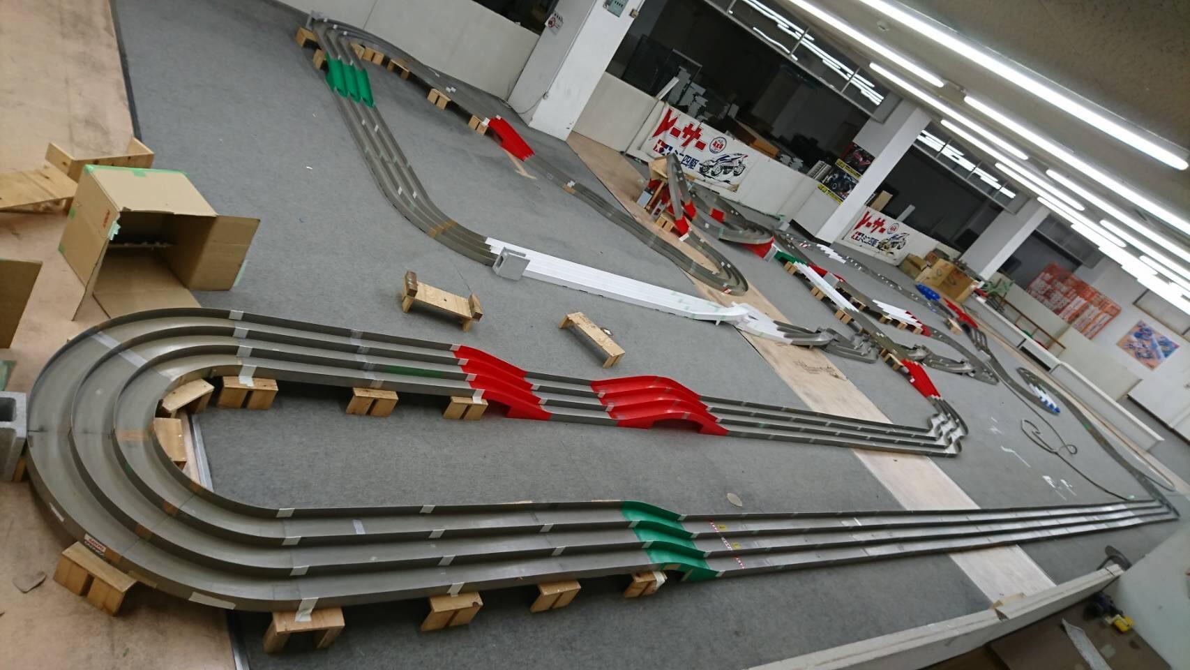 2019312ミニ四駆コース