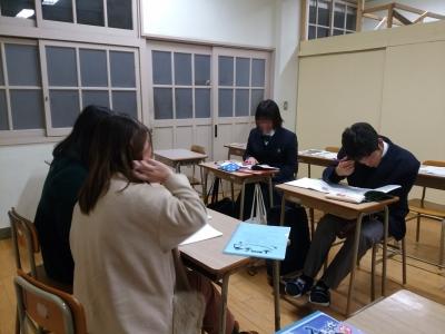 筑水高校最終日②