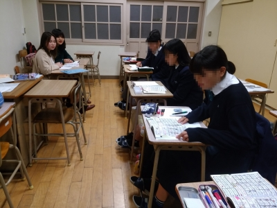 筑水高校最終日①