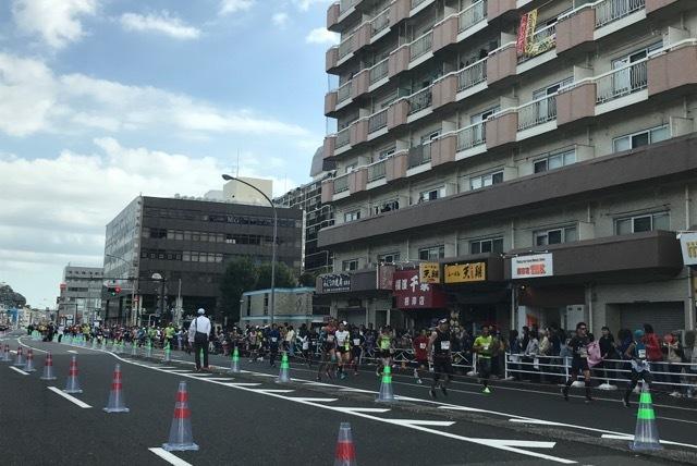 横浜マラソン2018 (1)