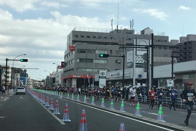 横浜マラソン2018 (2)