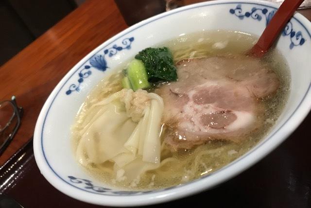 カキ ラーメン(1)