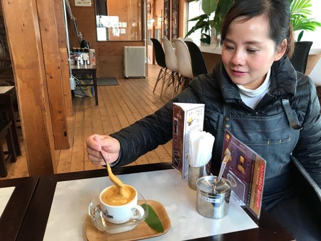ベトナムエッグコーヒー (5)