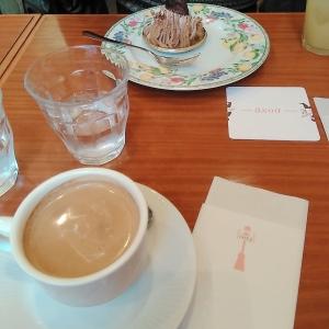 元町でコーヒー