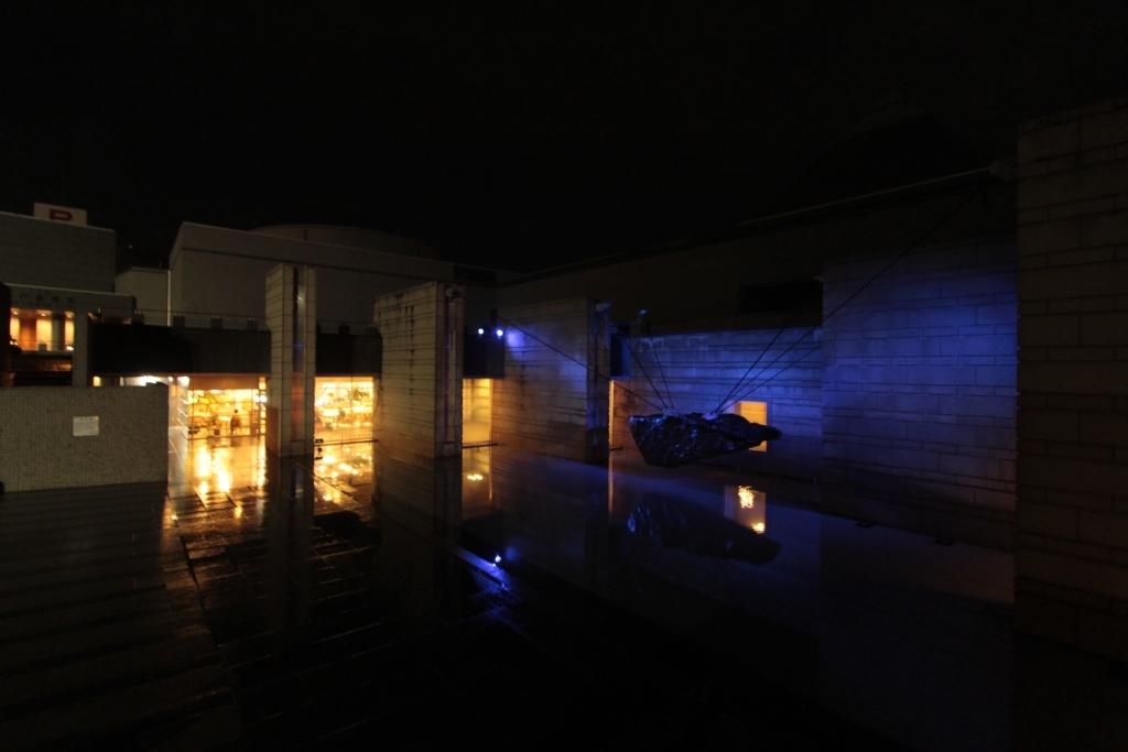 芸術館広場 夜006