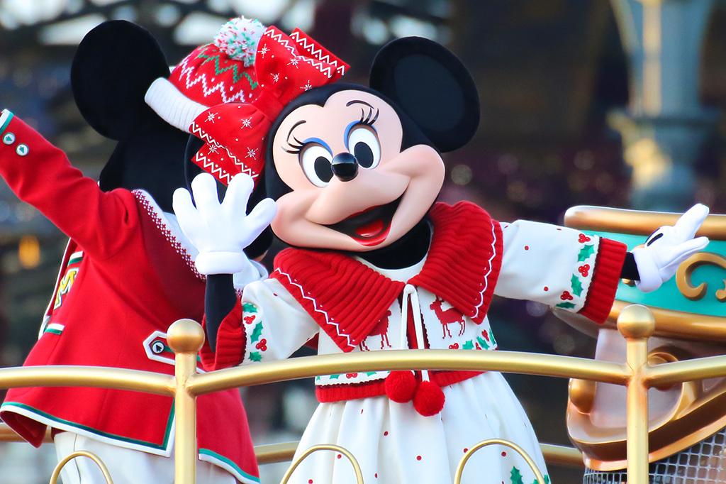 クリスマス・ストーリーズ/ミニー1