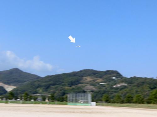 ナゾの開発機、飛行中~! その1!