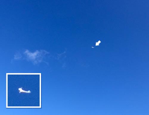 キメラ・ワン2機目、飛行ちう~。 その2!