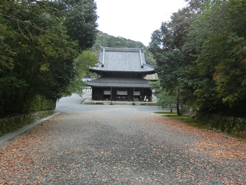 泉涌寺、その1。