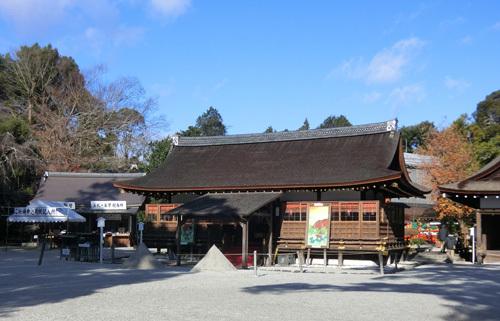 上賀茂神社、その1。