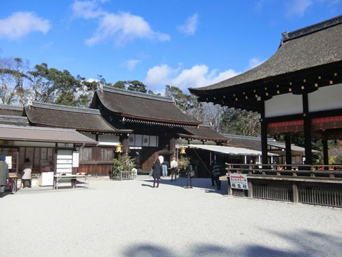 下賀茂神社、その2。