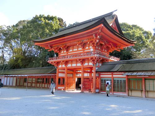 下賀茂神社、その1。